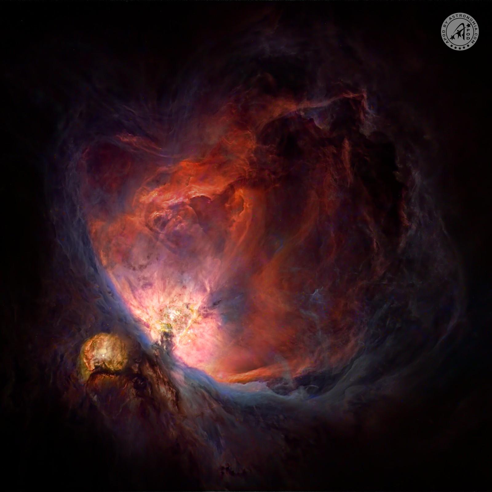 Nebulosa di Orione – M42