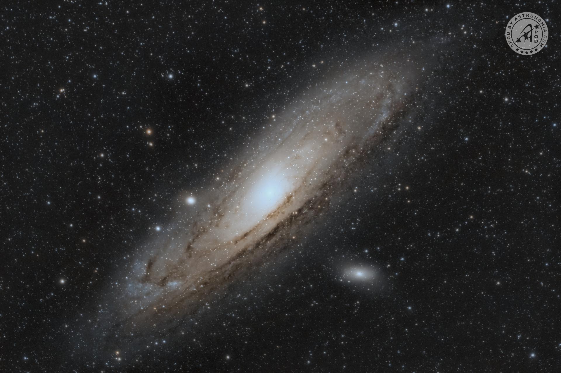 M31 - La Galassia di Andromeda