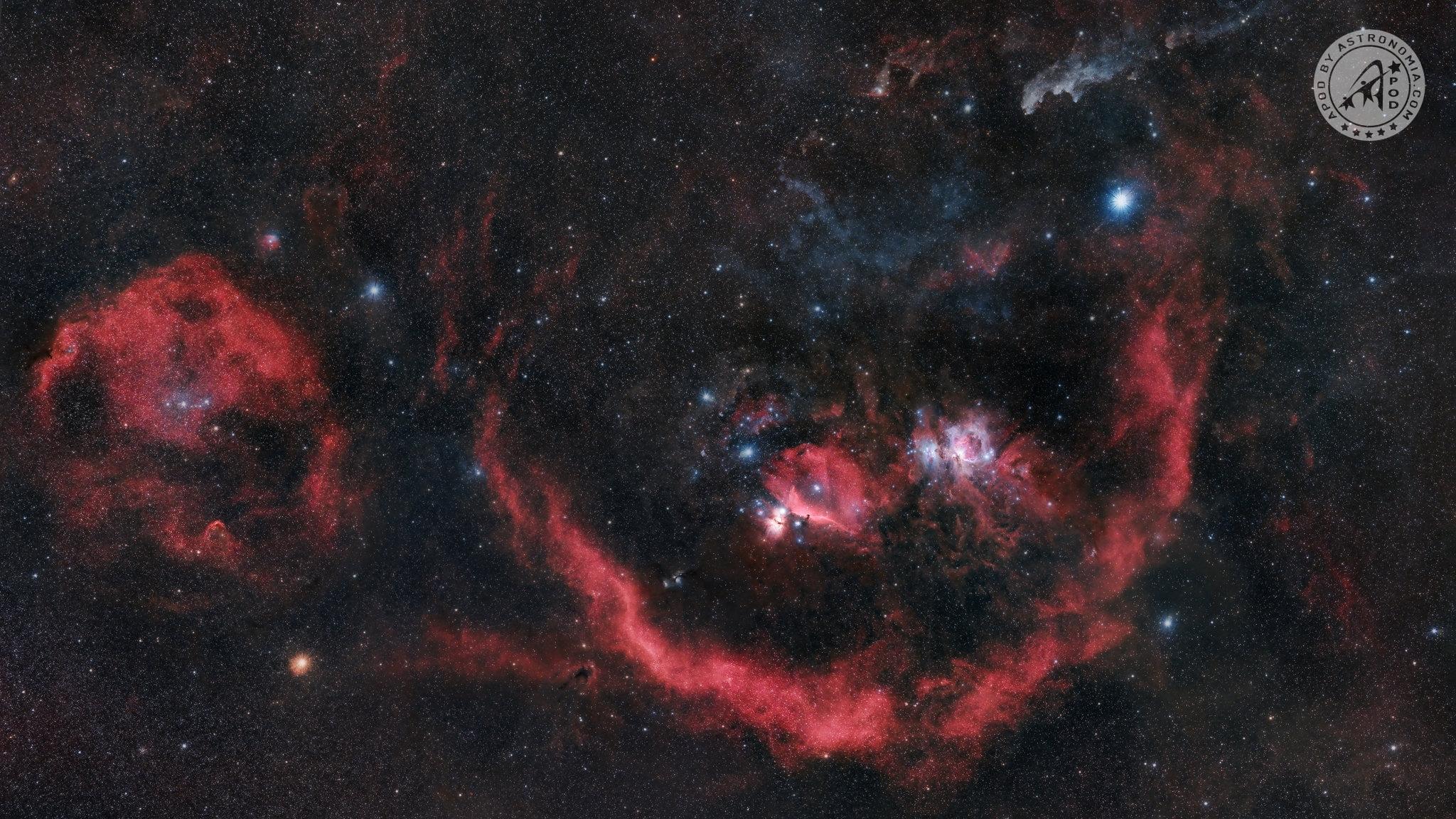 Anatomia di Orione