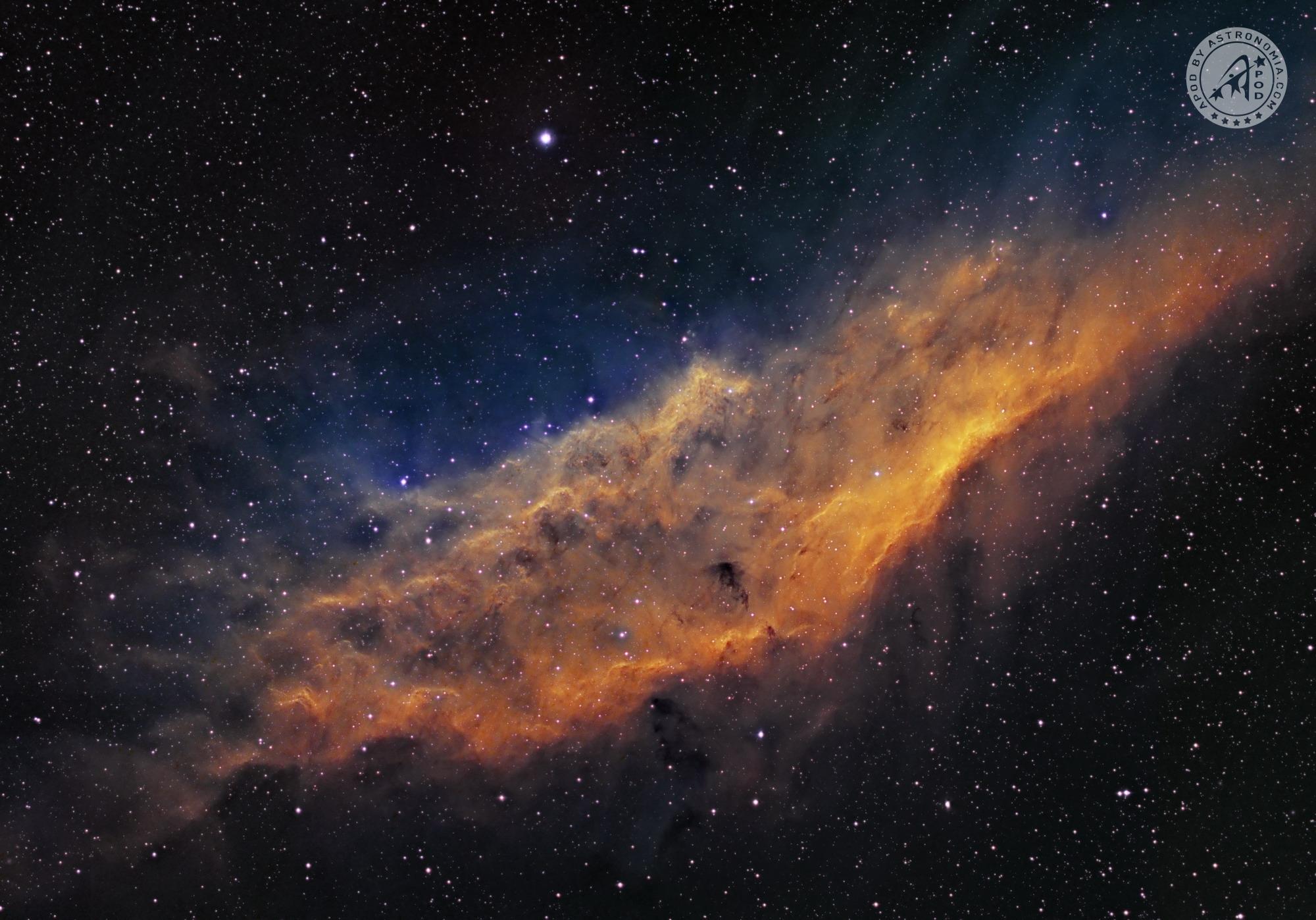 Nebulosa California
