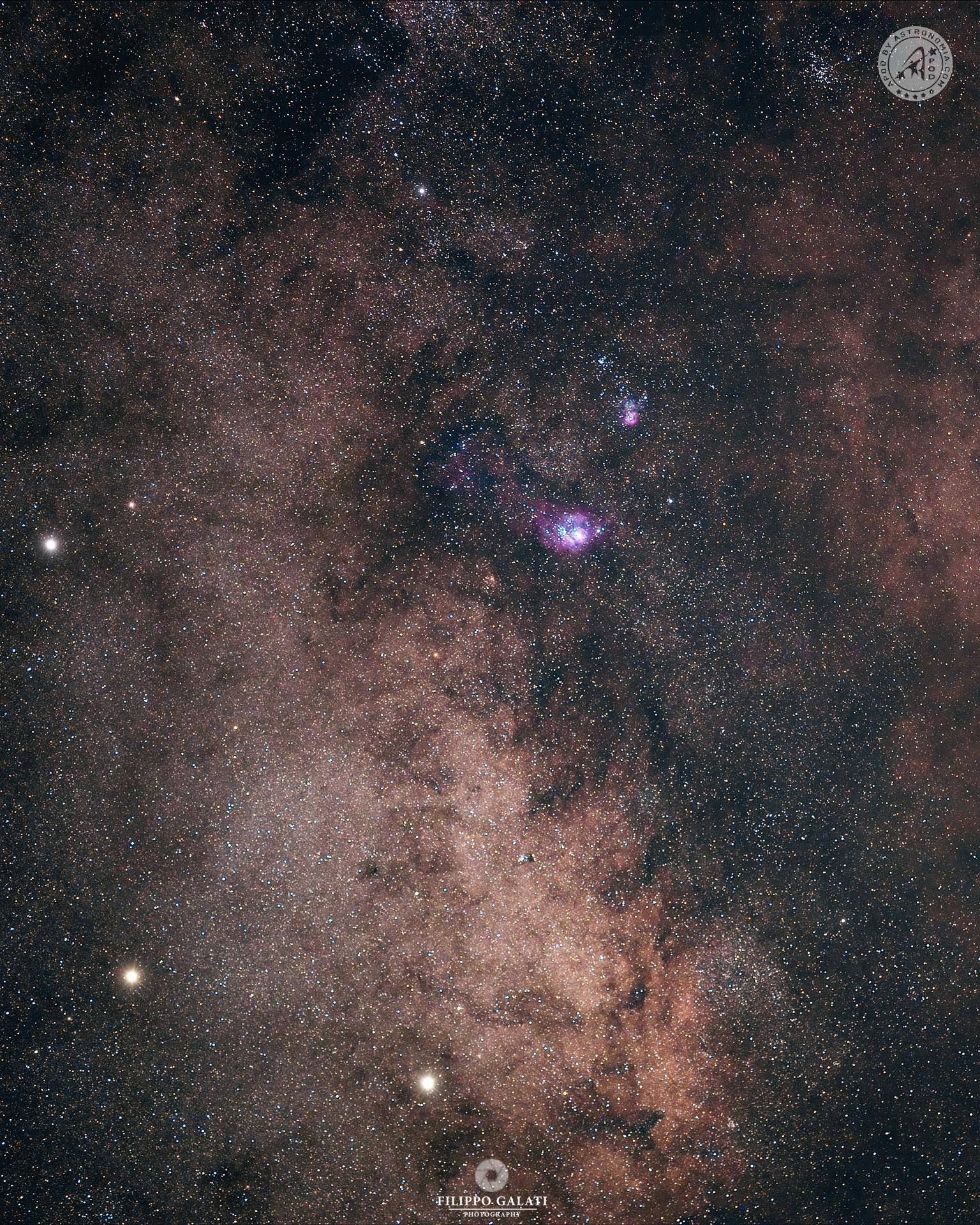 Il Centro galattico