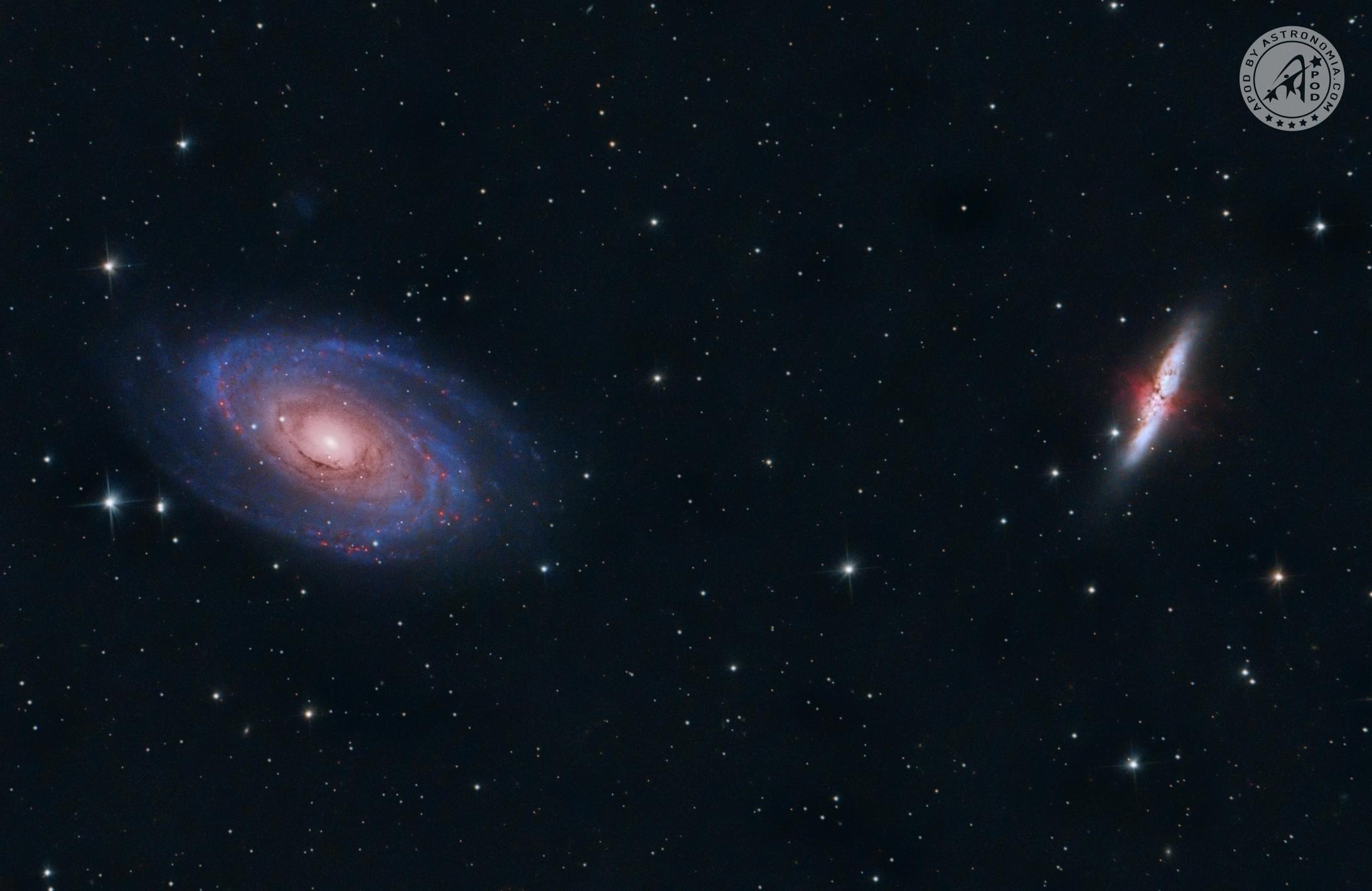 M81 e M82