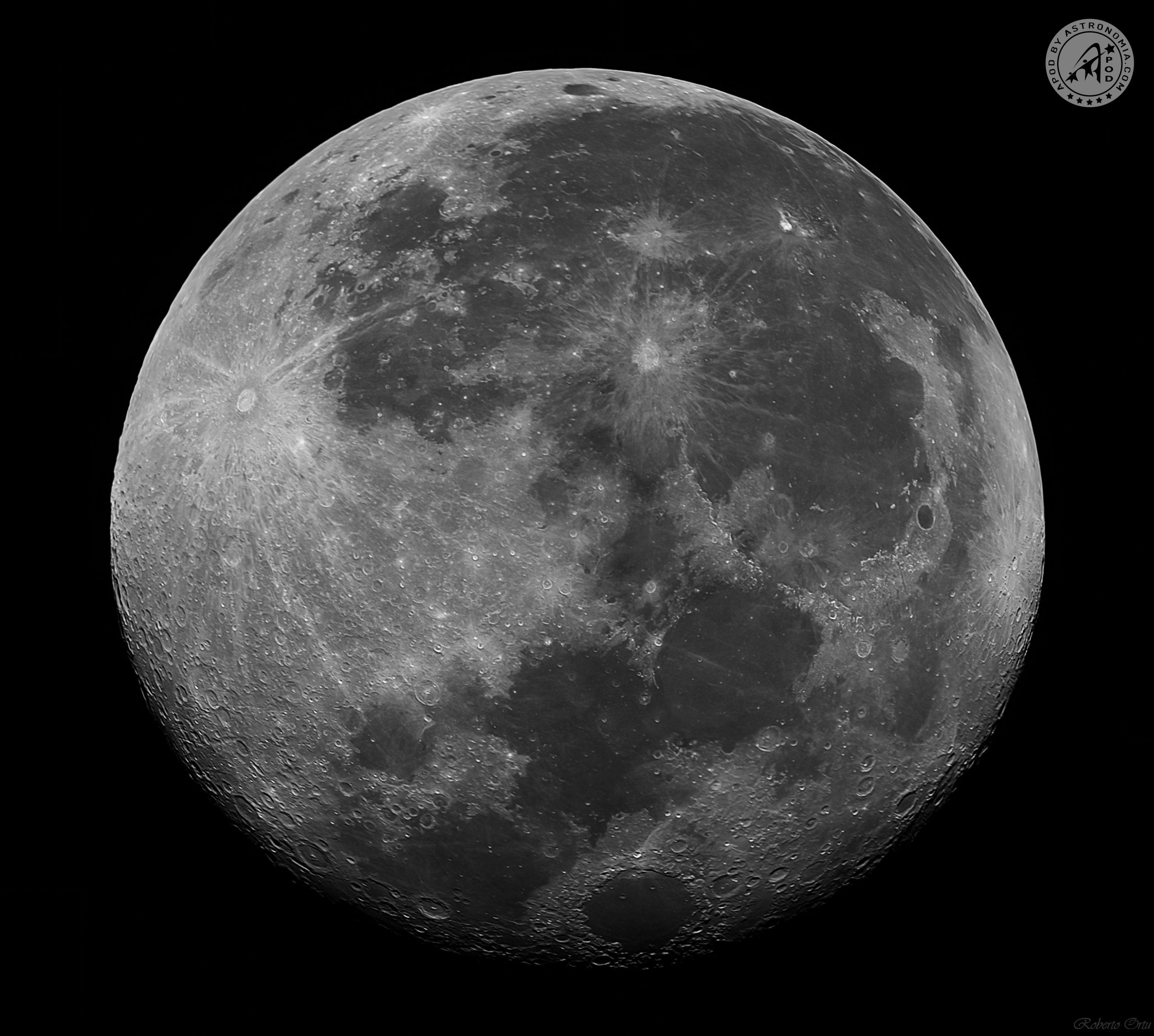 Luna Gibbosa del 23 settembre 2021