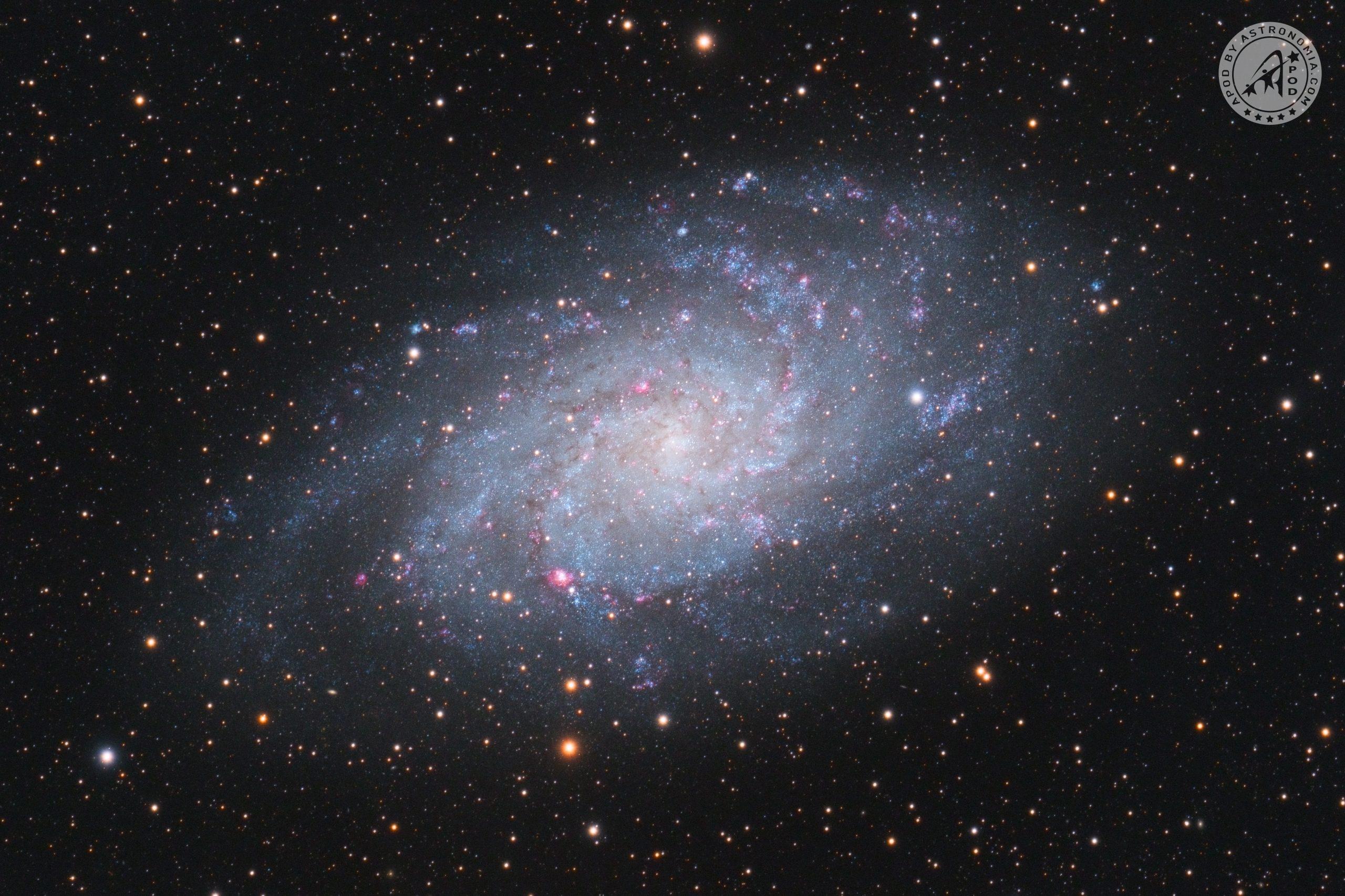 Galassia Triangolo M33