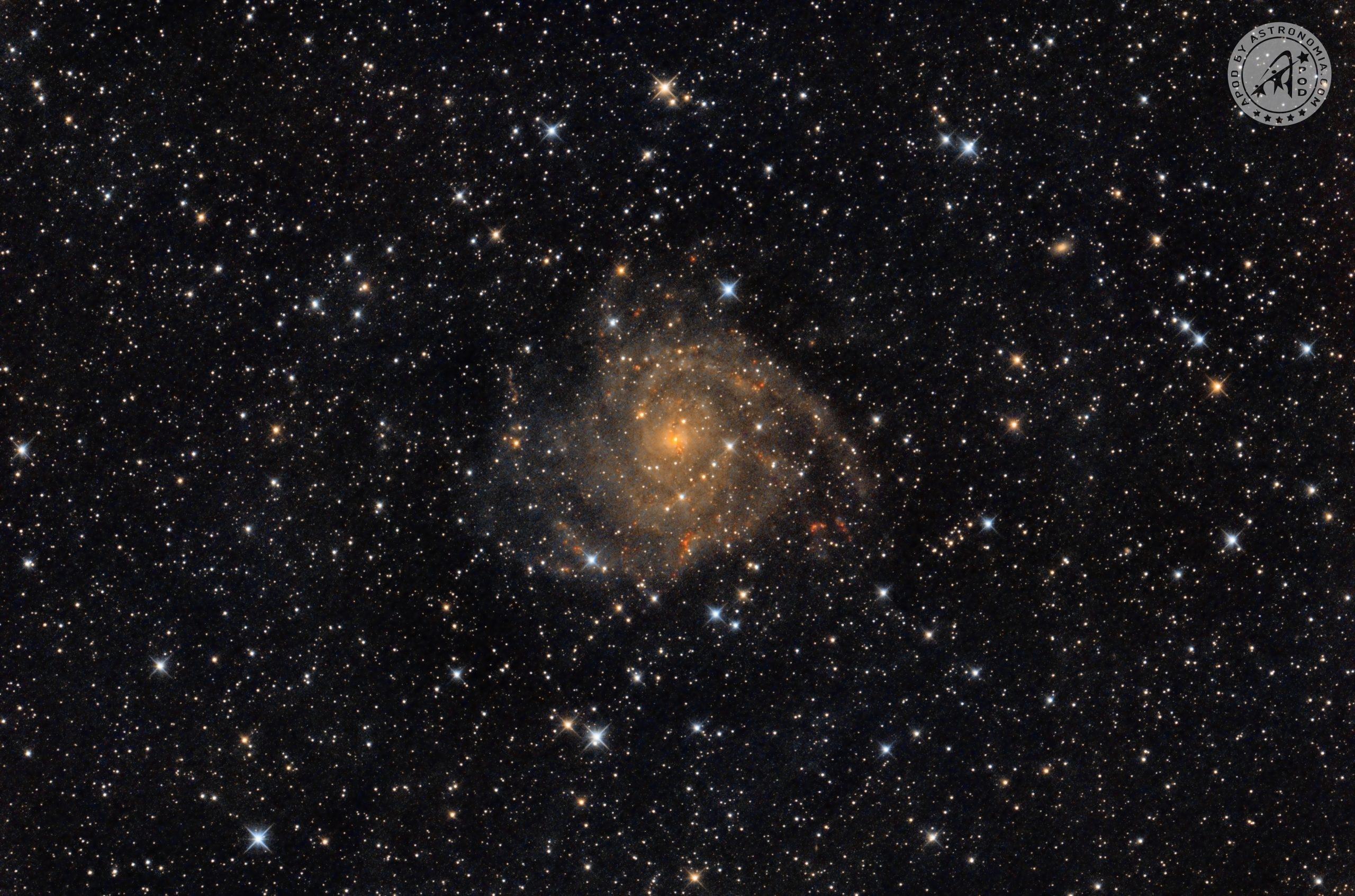 La Galassia nascosta